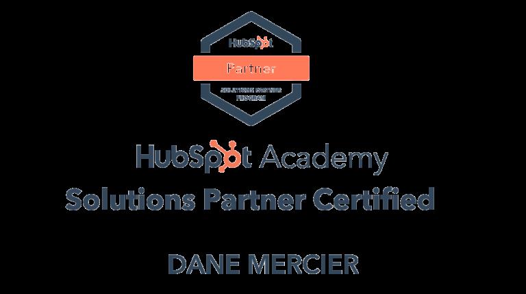 Solutions Partner Certified